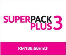 Astro IPTV Superpack plus 3
