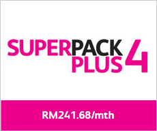 Astro IPTV Superpack plus 4
