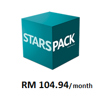 Astro IPTV Stars Pack