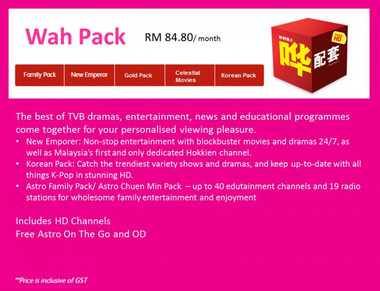 Astro IPTV Wah Pack DEsc