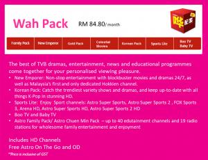 Astro Package Wah Pack