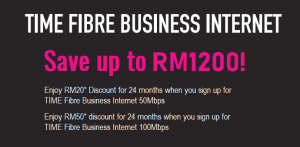 time fibre broadband may2018 promotion