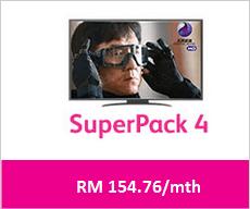 Astro IPTV Superpack 4