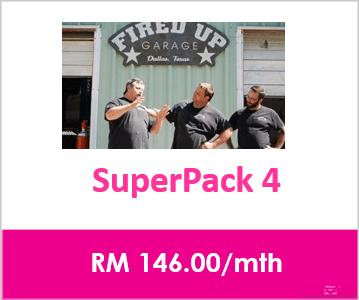 Astro Superpack 4