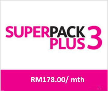 Superpack plus 3