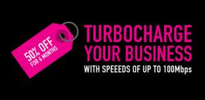 time fibre business internet promotion 2017