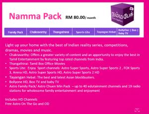 Astro Value Pack - Namma Pack