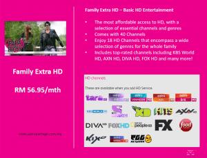 Astro Family Extra