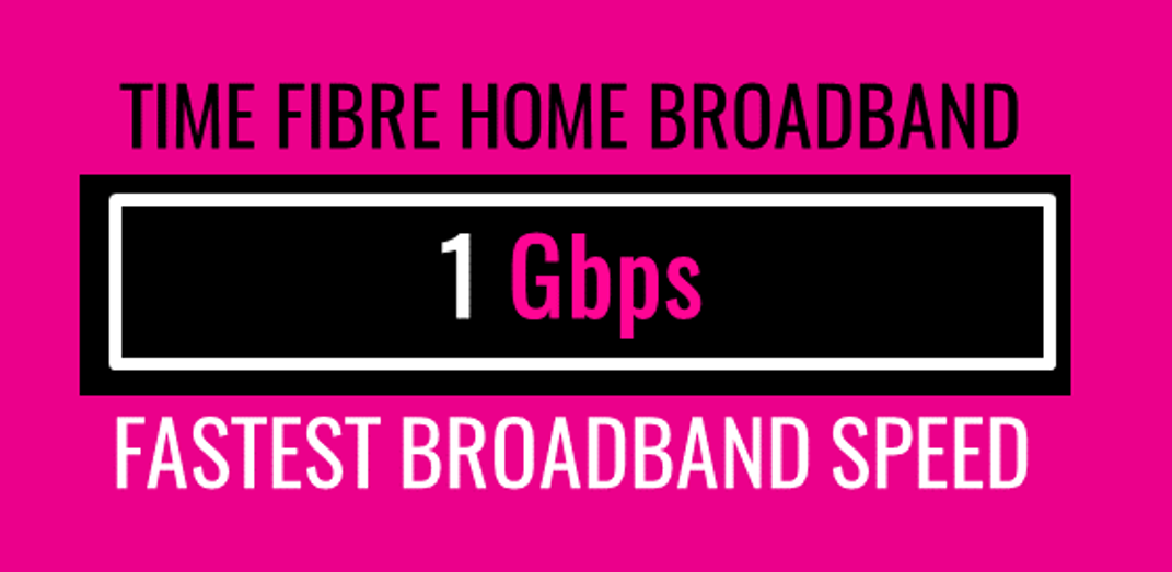 Time fibre home broadband 1 gbps r1