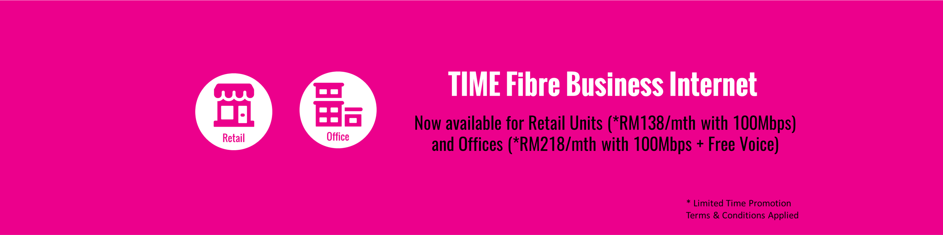 Business Fibre – Retail Office